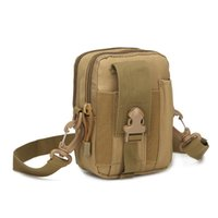Outdoor Camping Bags Tactical Molle Backpacks Pouch Belt Military Waist Backpack Soft Sport Running Pouch Travel Shoulder Bags