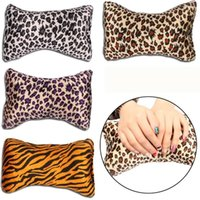 Nail Art Kits Bone Shape Soft Hand Palm Rest Manicure Table Washable Cushion Pillow Holder Arm Rests Stand For