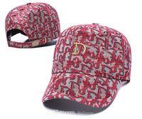 2021 جودة عالية قاعدة الكرة قبعات في الرياضة casquette قبعة بيسبول خطابات أنماط التطريز غولف الشمس قبعة الرجال النساء قابل للتعديل قبعات snapback