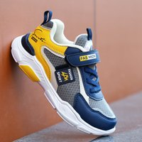 Tennis shoes Boys Shoes Children Sneakers Sports Rubber Leisure Trainers Casual Kids Brand Spring Summer 0916