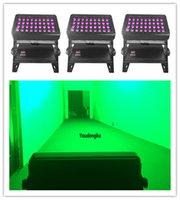 Лучшие продажи 36x15W 5in1 RGBWA светодиодные настенные шайбу на открытом воздухе Водонепроницаемый светодиодный светильник