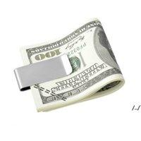 Мода мужской алюминиевый мини наличные деньги сумки клипы тонкий кошелек кошелек ID Держатель кредитной карты Многоцветные аксессуары DWD6778