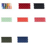 Geflochtene Nylon-Armband-Smart Riemen für Watch-Serie 6 SE 5 4 3 Ersatzgurtbänder 44/22/40 / 38mm
