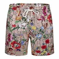2021 Board Designer Shorts Summer Beach Calças Calças de Alta Qualidade Swimwear Male Carta Surf Life Homens Nadar Tiger Designer Shorts
