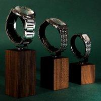 Ювелирные мешочки, сумки индивидуальные часы дисплей C подставка для держателей ювелирных изделий ювелирный чехол браслет реквизит витрина деревянный