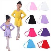 Ballet tutu ballerina classe de danse femme jupe costumes gymnastique gymnastique justager la vêtement de danse liée