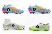 2021 أحذية فانتوم GT النخبة DF 3D FG - الكلور الأزرق / الوردي انفجار / أوبي أحذية كرة القدم الأصفر الأزرق الزئبقية فاخرة VIII أبيض / أسود معدني / فضي فولت لكرة القدم الأحذية