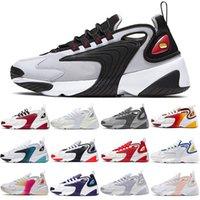 Uomo donna scarpe da corsa m2k tekno zoom triplo jogging chaussures all'aperto mens da donna allenatori sneakers sportivi EUR 36-45
