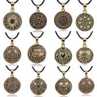Eudora 13 Styl Harmony Vintage Bronze Wisiorek Naszyjnik Kulka Meksykańska Ciężarna Bola Dla Kobiet Mody Matka Biżuteria Prezent