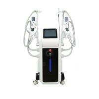 Cryolipolysis Vücut Serin Şekil Zayıflama Sistemi Profesyonel Yağ Donduru Makinesi Çift Çene Temizleme Selülit Azaltma