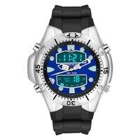 Relojes para hombre Luxe Sapphire Mirror Reloj impermeable Luminoso Luminoso Caja de acero inoxidable 40mm Natación Buceo