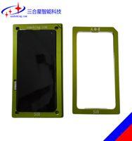 Tudo em um molde de laminação verde para S8 S10 S10Plus LCD Touch Screen Reformando ferramentas de reparação de ferramentas de celular