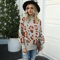 Sweaters NORMOV Women's ColorblockTurtleneck Knitting Pullover Long Sleeve Slim Autumn Winter Sweater For Women1 SJC3