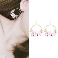 Europe Trendy Dangle Earrings Aretes Mujer Hypoallergenic Boucles Drop Earring Boucle D Oreille Femme Oorbel Jewelry & Chandelier