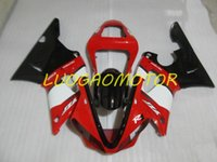 Injection Bodywork Fairings kit for YAMAHA YZF1000R1 YZF R1 2000 2001 fairing kits Cowling YZF-R1 00 01 Hogh Quality ABS Motorcycle Custom Gift Black Red White nice