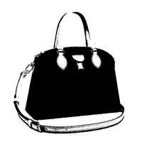 Marke M44543 M44546 Rivoli PM MM Fashion Womens Top Griff Business Work Cross Body Tote Handtasche Elbogen Signature Geldbörse