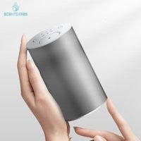 Home Duftstoffe ätherische Öle Diffusoren Fünf Generation Aluminiumlegierung Ultra leise USB-Auto-Aromatherapie-Maschine reines Aroma erweitern