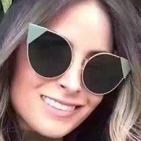 Composit Men 0190 Fashion Glasses FF Women Small Vintage Steampunk Women's Designer Retro Unique Sunglasses Brand Eye 2021 For Sun Bdqhi