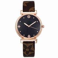 Tasarımcılar Saatler Erkek Kadın Kakma Elmas Lady İzle Kuvars Saatı Toka Pointer Iş Moda Kemer Öğrenci 4 Renk GG40B9QY