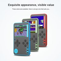 500 Games MINI Portable Retro Video Console Handheld Game Advance Players Boy 8 Bit Built-in Gameboy 2.4 Inch Color LCD Screen