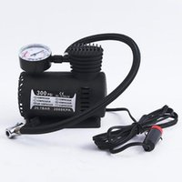 Inflatable Pump 12V 300 PSI Smart Air Electric Car Mini Compressor For Ball Bicycle Two-stage Outdoor Paddle Board