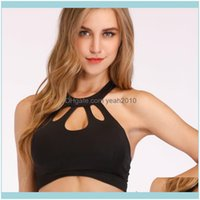 Gym Exercise Fitness Athletic Outdoor Apparel & Outdoorsgym Clothing Female Yoga Bra Woman Sports Push Up Active Wear Tops For Women Brassie
