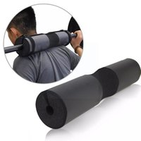 Accessories Barbell Protective Cover Foam Padded Bar Pad Back Shoulder Protector Neck Fitness Squat Lifting Weight Cushione X3g8