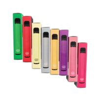 Puff Bar Plus Disposable Vape Pen Puffs Pre filled Stick Style 8 Colors E Cigarette 550mAh Battery 3.2ml Cartridge Pods Device