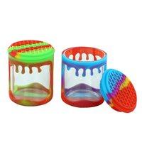 Unqiue Формировать пчелиный улей дисплей JAR хранения бутылки стеклянные цветочные банки травы контейнера