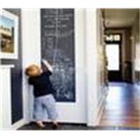 45x200cm Chalkboard Wall Stickers Blackboard Black Chalk Board Sticker Mini Portable Decal Peel & Stick on paper for kids Children J3S5 7W57