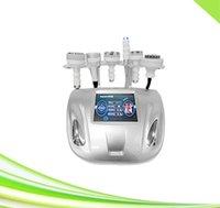 salon spa use 6 in 1 vacuum slimming rf skin tightening ultrasonic cavitation 80k lipo laser