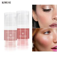 Blush 4 Colors Liquid Blusher Make Up Face Rouge Long -lasting Contour Makeup Easy To Wear Natural For