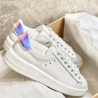 with White Star Womens Casual Shoes Designer Ladies Sneaker Laser Sports Shoe Platform Sneakers Low-top Waterproo VgA Golden Luxury Gooses