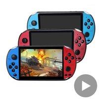 Taşınabilir El Videogame TV Retro Arcade Oyuncu Çocuklar Için Mini Makine Emulator Retrogame Oyun Cihazı1