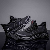Tennis shoes Fashion Breathing Mesh Men Shoes Outdoor Lightweight Comfortable Sneakers For Man Casual Sports 0916