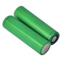 150 pcs 100% Top de alta qualidade para HG2 18650 Bateria 3000mAh 35A Max Descarga Baterias de Alto Dreno 25R VTC5 VTC4 HE2 HE4 FedEx Grátis