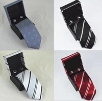 Moda 2021 Klasik Erkekler Kravat Paisley İpek Bağları Cep Kare Hediye Kutusu Seti Kravatlar Tasarımcı Boyun Erkek Erkek Gravat Düğün Hediyeleri Için