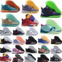 Kyrie Vii Erkek Basketbol Ayakkabıları Irving 7s 7 Sea Gizem Mısır Yabancı Siyah Kırmızı Erkek Boys Spor Sneakers Yakınlaştırır 7-12