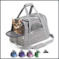 Katze liefert Home Gardcat Carrier, Kisten Häuser Hundeträger Rucksack Kleine Hunde Transport Tasche Pet Tragebox Reisen Atmungsaktive Haustiere H
