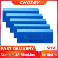 Bluemax Squeegee 13*5cm Rubber Scraper Auto Vinyl Wrap Window Tint Tool Cleaning Water Wiper Car Styling Tools 5B02B Sponge