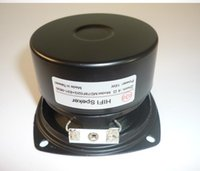 Hohe Qualität 3-Zoll-Lautsprecher-Lautsprecher-Vollfrequenz Hi-Fi-Mini-Bass 60-20Hz 50W 4 Ohm Dia 7,8 cm