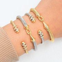GODKI Trendy Luxury Stackable Bangle Cuff For Women Wedding Full Cubic Zircon Crystal CZ Dubai Bracelet Party Jewelry 201209
