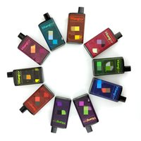 YKANG Kutusu Tek Kullanımlık Vape Pil Cihazı 4000 Puffs Elektronik Sigara Şarj Edilebilir 550 mAh Pil 10 ml Pods 10 Renkler Puf Bar XXL