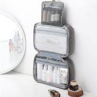 Storage Bags Women's Cosmetic Bag Organizer Travel Waterproof Wash Men And Women Portable Folding Accessories Makeup
