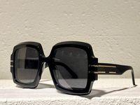 Óculos de sol de verão para homens e mulheres estilo anti-ultravioleta retro assinatura s1u placa grande quadro completo moda óculos aleatório caixa