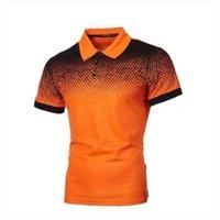 Camiseta de Manga Corta Para Mens Polo Hombre, Transpirabel, Blusa Golf y Tenis, Talla Grande 5XL, Novedad,