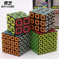 Puzzle Magic Cube Qiyi Dimension Cube 222 333 444 5555 2x2x2 3x3x3 4x4x4 5x5x5 Cubo de entrada Easy Learning Educational Logic Game Z