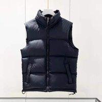 Men vest Down waistcoat designer mens sleeveless Jacket Winter Coat Thicken Clothing Keep Warm Windproof Unisex waistcoats for sale outdoor Coats vests