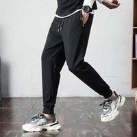 Men's Pants KKSKY Sport Men Joggers Sweatpants Homme Casual Harem Grey For Streetwear Track Running Trousers Oversize 4XL