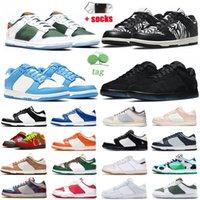 SB Homens Mulheres Correndo Sapatos Green Lagosta Kentucky Sinal Azul Pombo Pulso Roxo Shimmer Chicage Syracuse Nets Esportes Sneakers 36-45